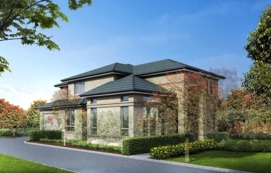 Independent House in South Turramurra NSW